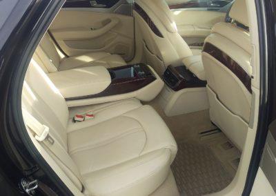 Przewóz VIP Wrocław: Audi A8
