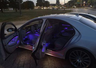 VIP auto Wrocław: s-klasa